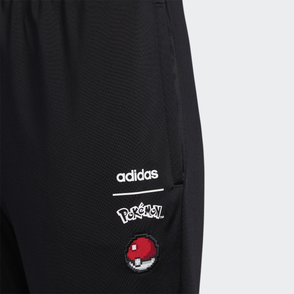 Pokemon Trainer Trainingshose schwarz