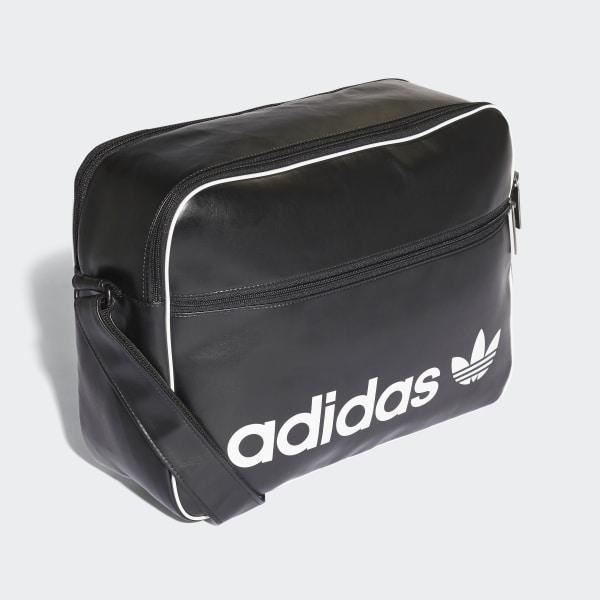 adidas vintage airline bag black, adidas Originals Top Ten