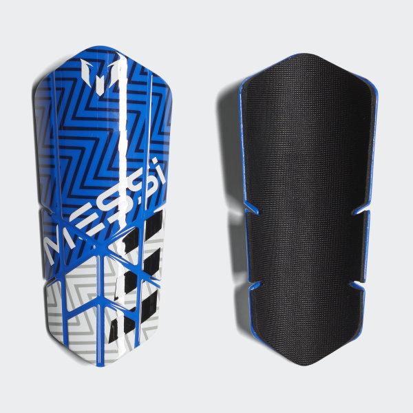 Black adidas 11 Lesto Football Shin Guards