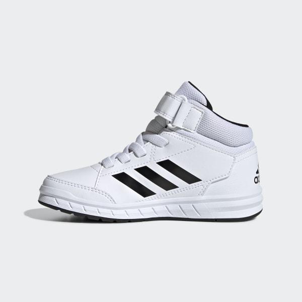 adidas AltaSport Mid Shoes - White   adidas Australia