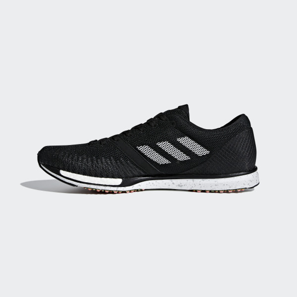 Details about Mens Adidas Adizero Takumi Ren Boost 3 Mens Running Shoes Grey