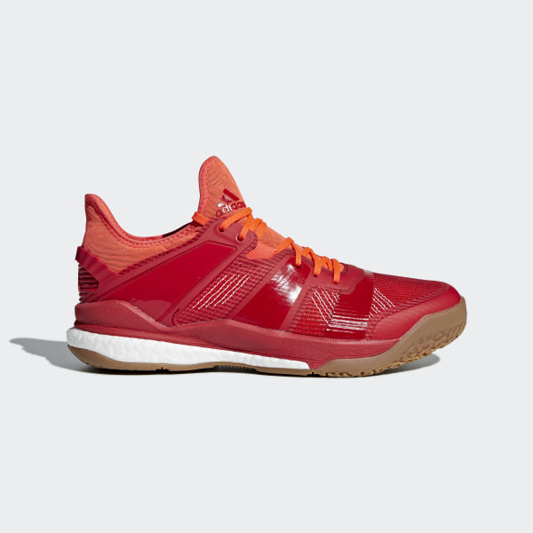 couleur n brillante mignon pas cher 60% pas cher adidas Stabil X Shoes - Orange | adidas Belgium