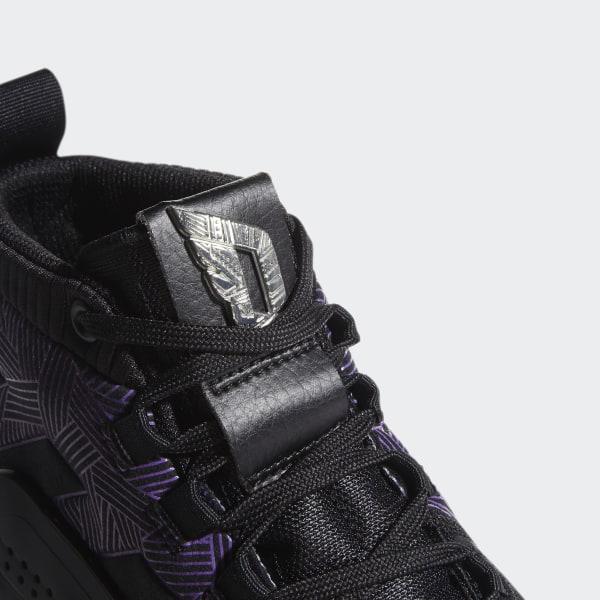 adidas Dame 5 Shoes Black | adidas US