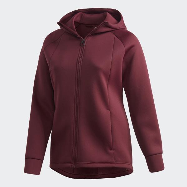 adidas x Universal Standard Performance hoodie (str. 1X 4X)