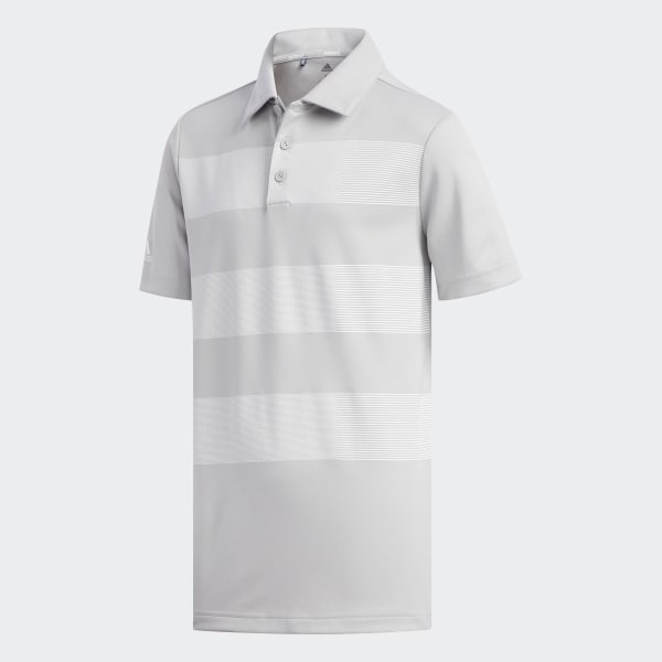 adidas 3 stripe polo