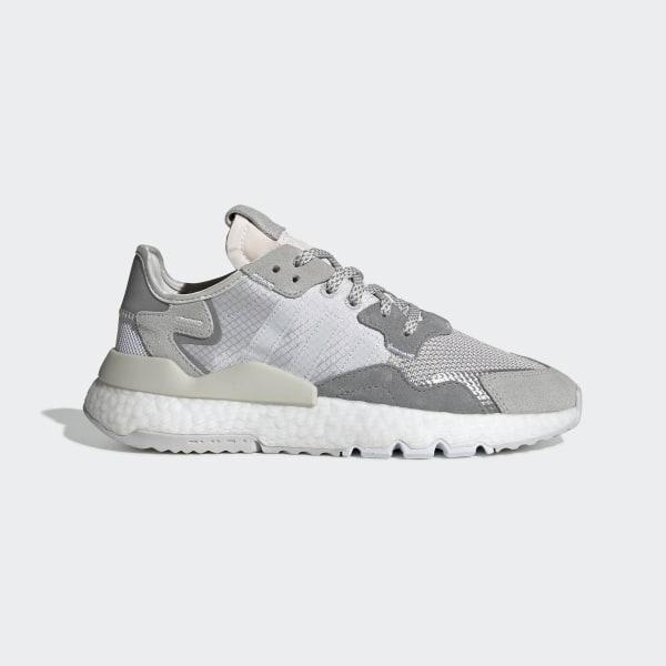 adidas Nite Jogger Shoes Grey | adidas US