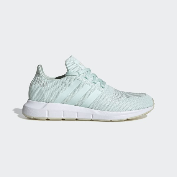 Authentic Adidas Performance White Aqua Women's Grey Running