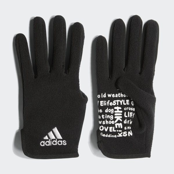 adidas techie gloves