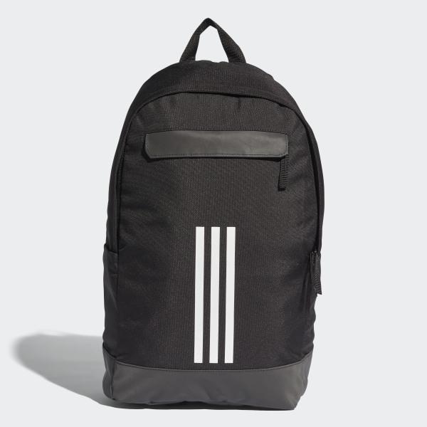 Classic Backpack Black / White / White CF3300