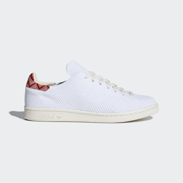 a basso prezzo 7db70 9fc4f adidas Stan Smith Primeknit Shoes - White | adidas Switzerland