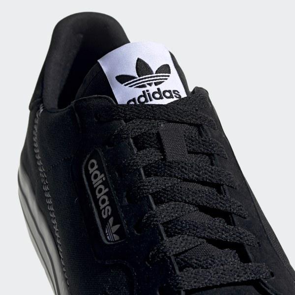 adidas Continental Vulc Shoes Blå adidas Sweden    adidas Continental Vulc Shoes Svart   title=          adidas Sweden