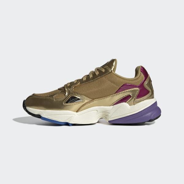 adidas Falcon Shoes Gold | adidas Switzerland