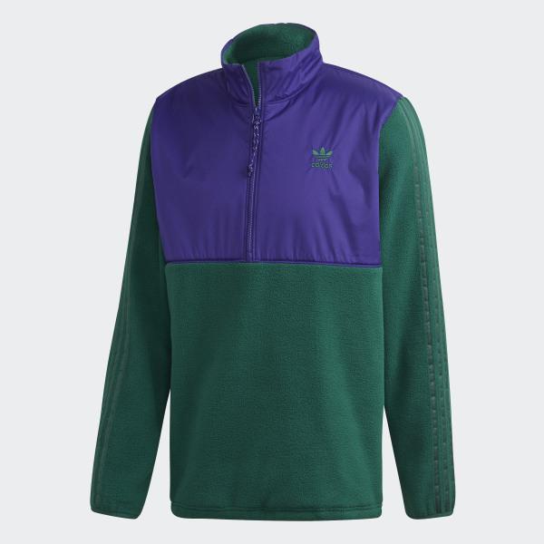 adidas Winterized Track Jacket Green | adidas US