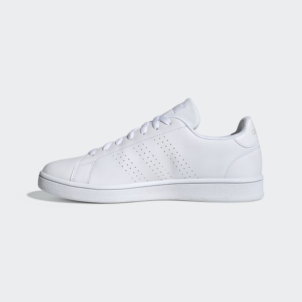 adidas Advantage Base Shoes - White | adidas UK