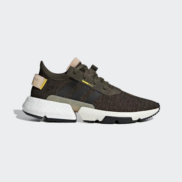 adidas POD S3.1 Shoes Brown | adidas US