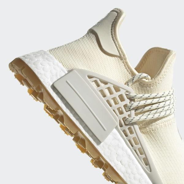 adidas Pharrell Williams Hu NMD Shoes Bialy   adidas Poland