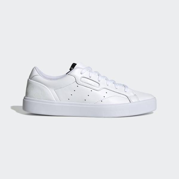 Deutschland Schuh adidas Weißadidas adidas Sleek CthdsQxr