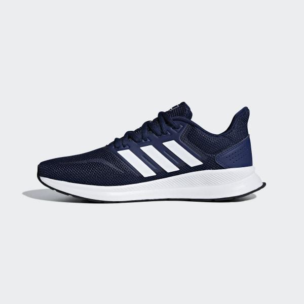 zapatos adidas azules