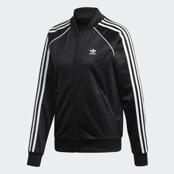 adidas SST Track Jacket Black   adidas US