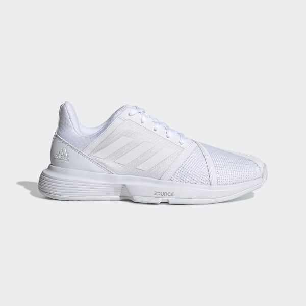 adidas Sapatos CourtJam Bounce Branco   adidas Portugal