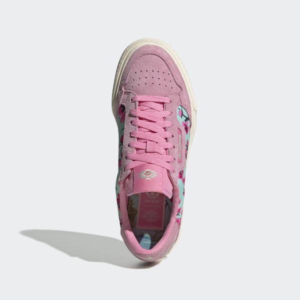 adidas superstar w pink multicolor