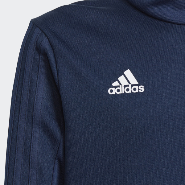 adidas Tiro17 Training Top Blue | adidas UK