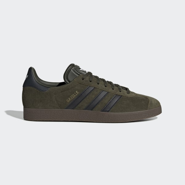 Green ADIDAS Sneakers GAZELLE HEREN