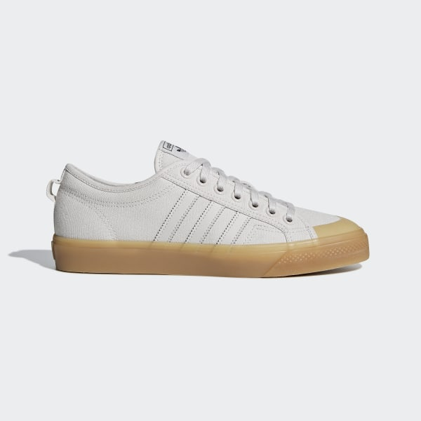 adidas Nizza Schuh Weiß | adidas Deutschland