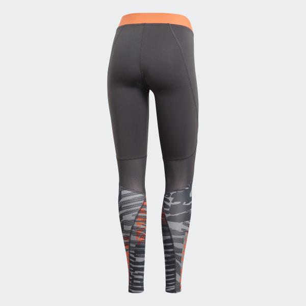 ADIDAS PERFORMANCE Leggings 'Alphaskin Iteration' Damen