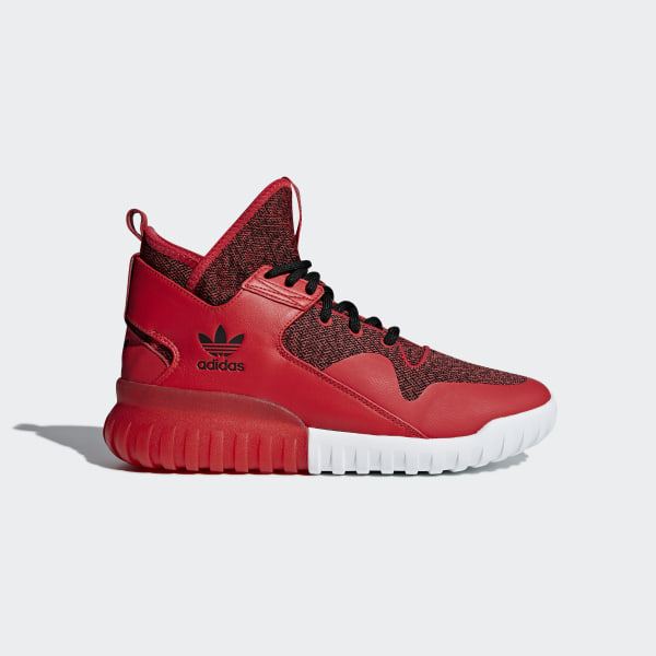 adidas ZAPATILLAS ORIGINALS TUBULAR X Rojo | adidas Argentina