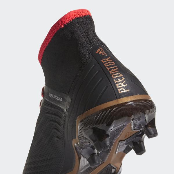 adidas Predator 18.2 FG Fußballschuh Schwarz | adidas Austria