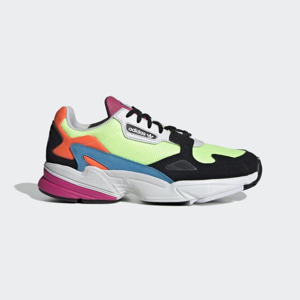Chaussure Falcon - Jaune adidas | adidas France