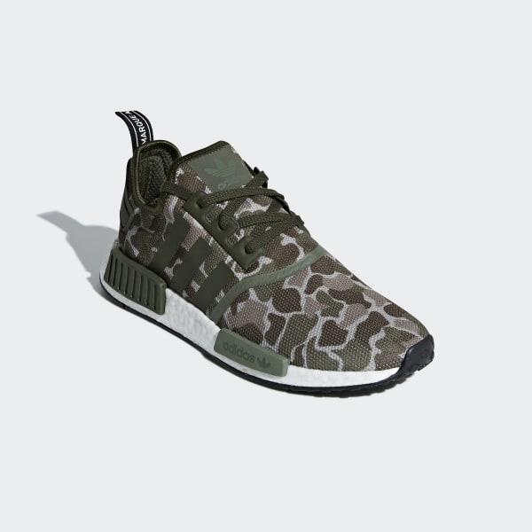 adidas nmd r1 sesame trace cargo base green