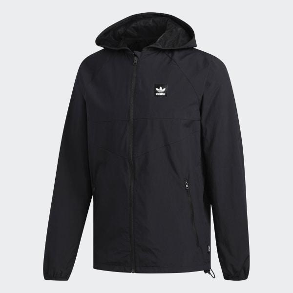 adidas Cortaviento DEKUM PCKBL Black