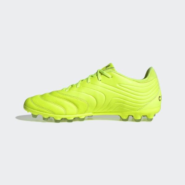 Bota de fútbol Copa 19.3 césped artificial Amarillo adidas | adidas España