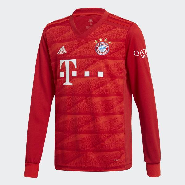 adidas FC Bayern München Heimtrikot Rot | adidas Deutschland