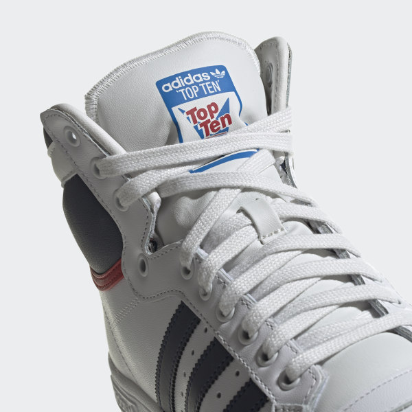 ADIDAS ORIGINALS TOP TEN HI (SKELETON)   Sneaker Freaker