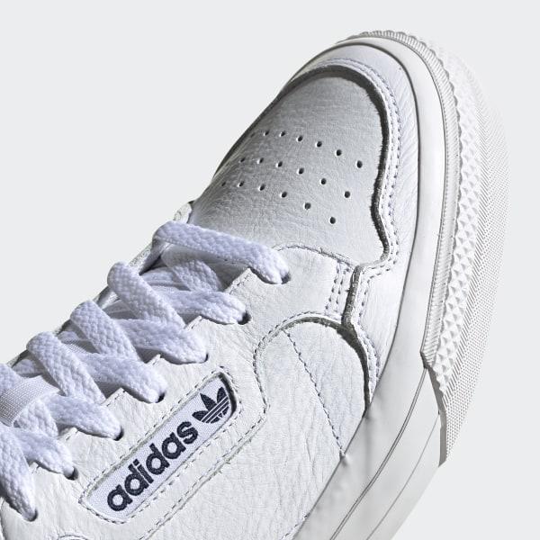 adidas Continental Vulc Shoes White | adidas US