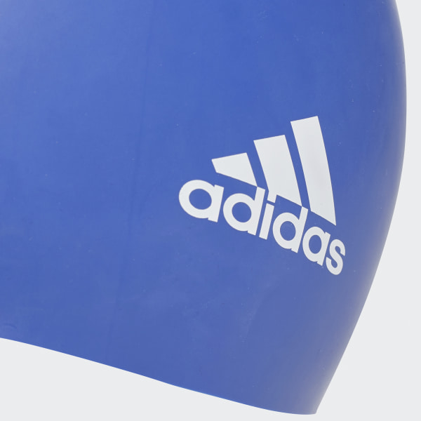 100% high quality get online look out for adidas silicone swim cap junior - Blue | adidas Finland