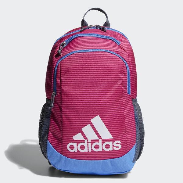 sac a dos adidas noir et rose