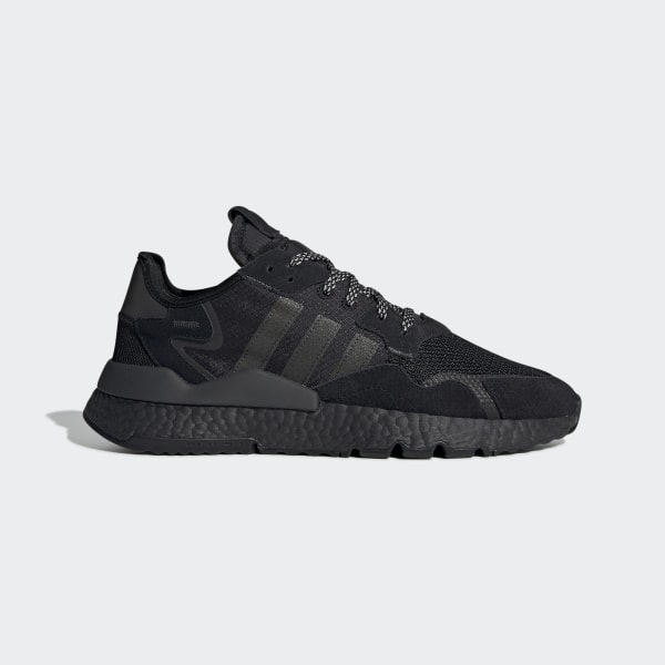 adidas Nite Jogger Shoes Black | adidas US