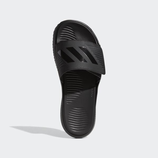 Alphabounce Basketball Slides Core Black / Core Black / Core Black B41720