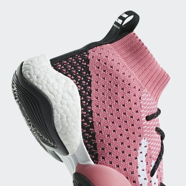adidas Crazy BYW LVL x Pharrell Williams Shoes Pink | adidas New Zealand