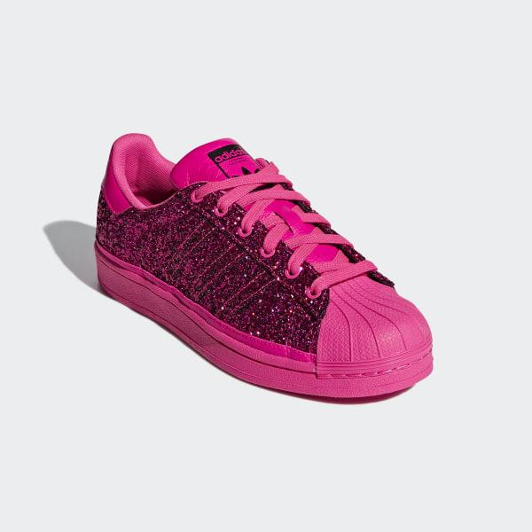 zapatillas adidas superstar rosa