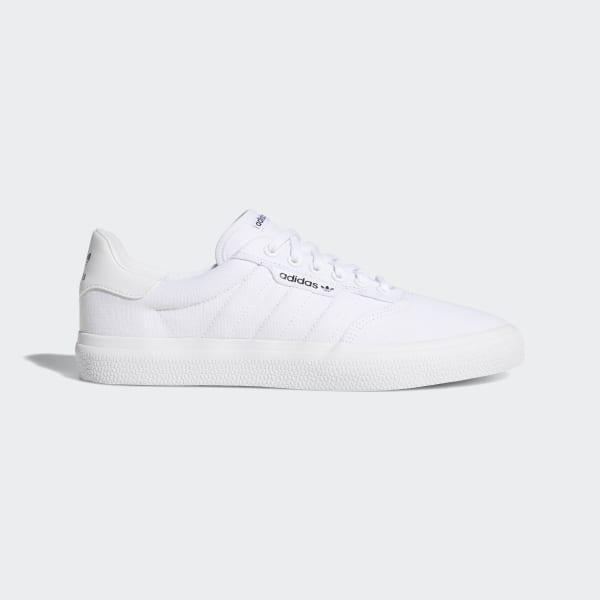 adidas 3MC Vulc Schoenen - Wit | adidas Officiële Shop