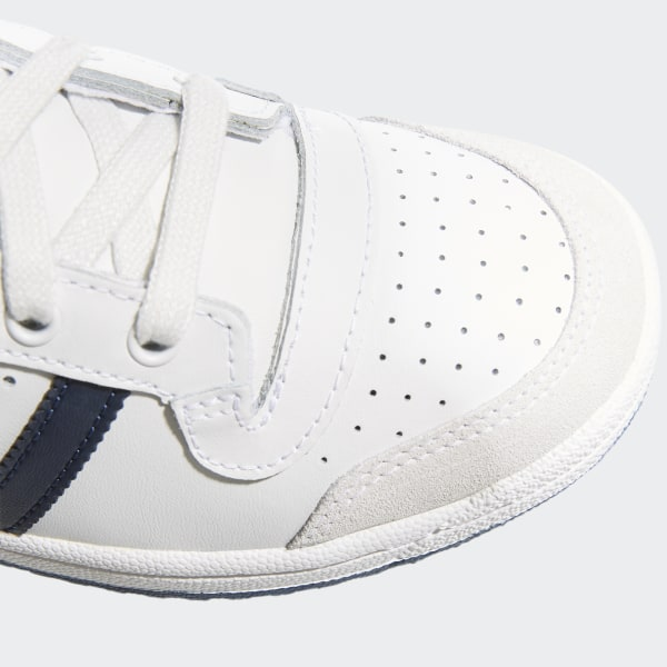 adidas Top Ten Hi Shoes White   adidas US
