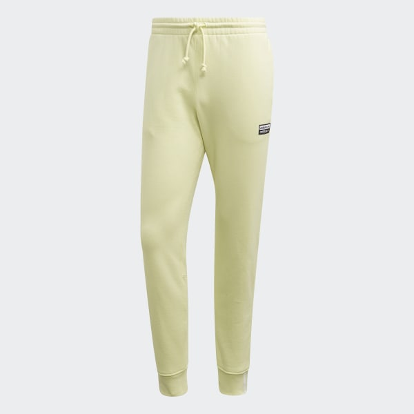 look out for official images presenting adidas Sweat Pants - Yellow | adidas Finland
