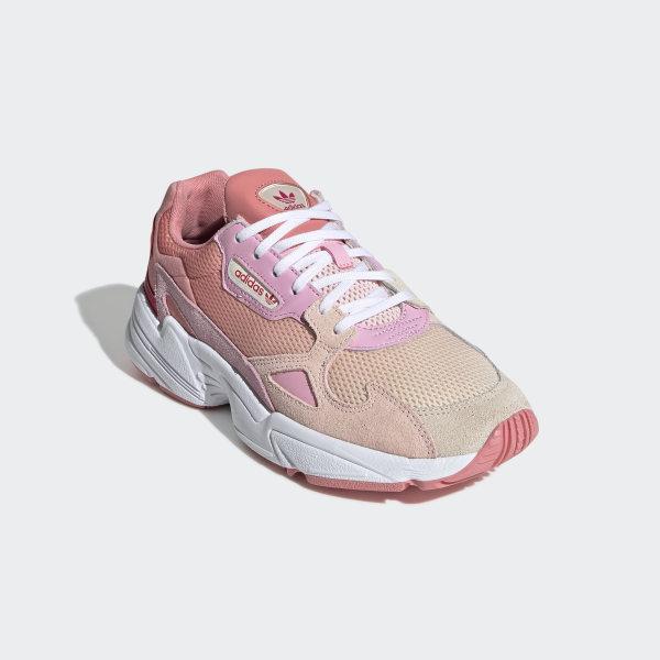 get online good texture genuine shoes adidas Falcon Schuh - Rosa | adidas Deutschland