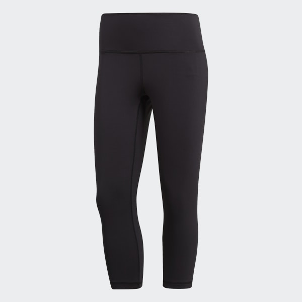 adidas Believe This High Rise 34 Tights Grey | adidas US