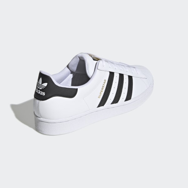 Giày Superstar Cloud White / Core Black / Cloud White EG4958